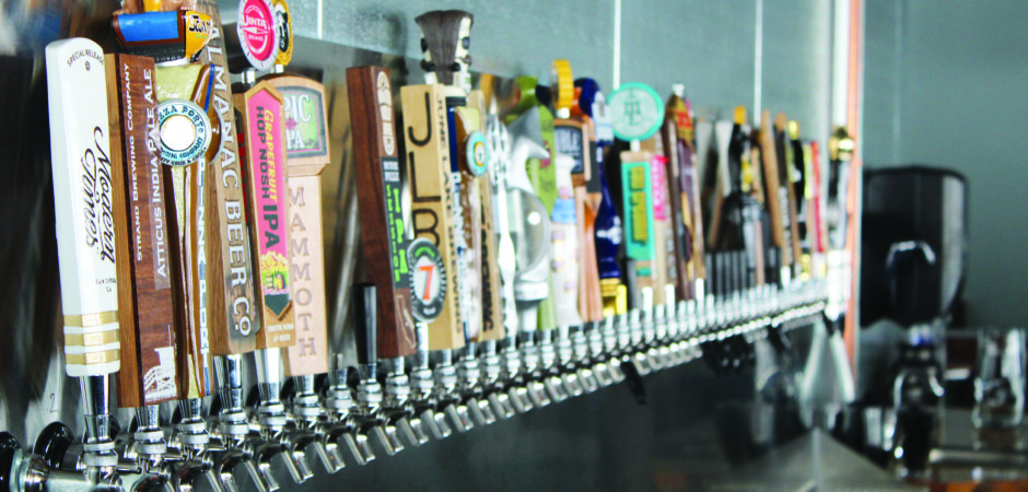 Taps at the Public House
